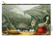 Sea Anemones, 1860 Carry-all Pouch