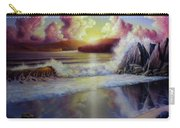 Seascape Sunset Carry-all Pouch