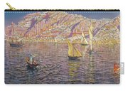 Seascape View Of Palma De Mallorca Carry-all Pouch