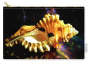 Seashell Cymatium Lotoium Carry-all Pouch