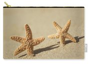 Seastars On Beach Carry-all Pouch