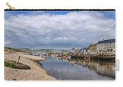 Seaton Harbour - Devon Carry-all Pouch