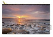 Seawall Sunrise Carry-all Pouch