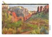 Sedona Afternoon Carry-all Pouch