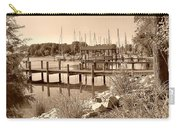 Sepia Waterscape Carry-all Pouch