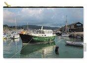 September Morning - Lyme Regis Harbour Carry-all Pouch