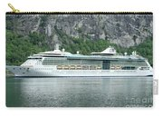 Serenade Of The Seas Carry-all Pouch