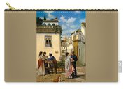 Sevillian Square Carry-all Pouch