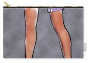 Sexy Stockings Pop Art Carry-all Pouch