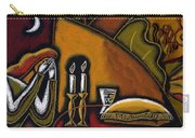 Shabbat Shalom Carry-all Pouch