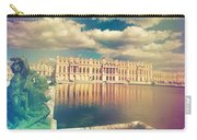 Shabby Chic Versailles Palace Gardens Carry-all Pouch