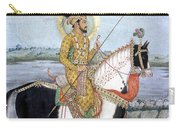 Shah Jahan (1592-1666) Carry-all Pouch