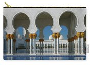 Sheikh Zayed Grand Mosque Abu Dhabi United Arab Emirates Carry-all Pouch