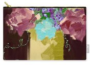 Sienna Floral Carry-all Pouch