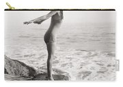 Silent Still: Bather Carry-all Pouch