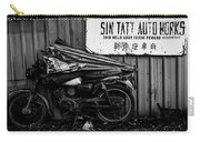 Sin Tatt Auto Works Carry-all Pouch
