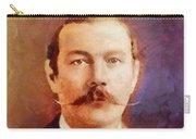 Sir Arthur Conan Doyle, Literary Legend Carry-all Pouch