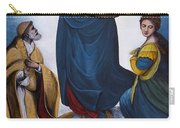 Sistine Madonna Carry-all Pouch