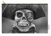 Skull And Bones Carry-all Pouch