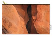 Slot Cave Valley Of Fire Carry-all Pouch