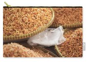 Small Asian Dried Shrimp In Kep Market Cambodia Carry-all Pouch