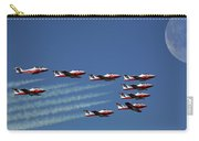 Snowbirds In Flight Carry-all Pouch