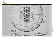Soccer Ball Patent  1928 Carry-all Pouch