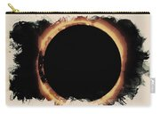 Solar Eclipse 2017 3 Carry-all Pouch