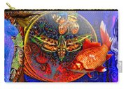 Solar Ocean Carry-all Pouch by Joseph Mosley