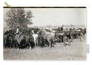 South Dakota: Cowboys Carry-all Pouch