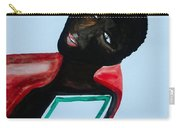South Sudan Bride Carry-all Pouch