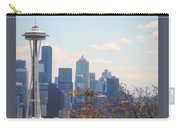 Space Needle 6 Carry-all Pouch