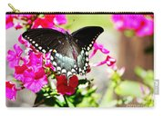 Spicebush Swallowtail Carry-all Pouch