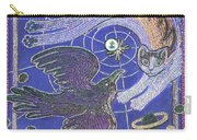 Spider Grandmother's Web Carry-all Pouch