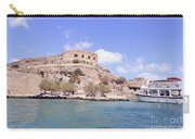 Spinalonga Greece Carry-all Pouch