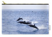 Spinner Dolphins Carry-all Pouch