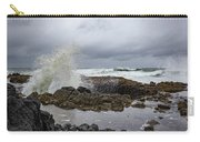 Splash In Thor's Well Carry-all Pouch