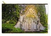 Spring Grove Mausoleum Carry-all Pouch