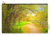 Spring Pathways Carry-all Pouch