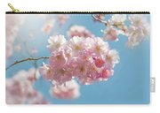 Spring Pinks Carry-all Pouch