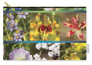 Spring Wildflowers II Carry-all Pouch