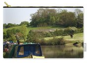 Springtime By The Canal Carry-all Pouch