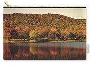 Squantz Pond In Autumn Carry-all Pouch