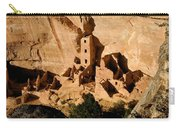 Square Tower Ruin Carry-all Pouch