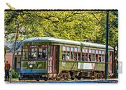 St. Charles Ave. Streetcar 2 Carry-all Pouch
