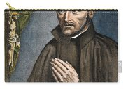 St. Ignatius Of Loyola Carry-all Pouch