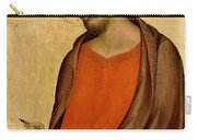 St Luke Carry-all Pouch