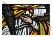 Stained Glass Beauty Carry-all Pouch
