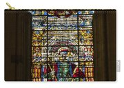 Stained Glass - Cathedral Of Seville - Seville Spain Carry-all Pouch