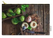 Star Apple Fruits Carry-all Pouch